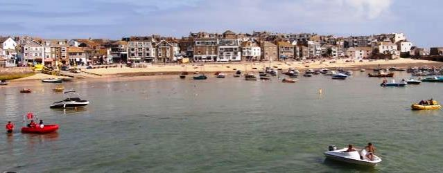 St Ives Cornwall - photo //www.visitstives.org.uk/