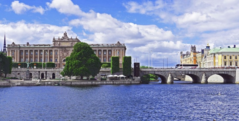 Stockholm Sweden - photo Credit Holidu