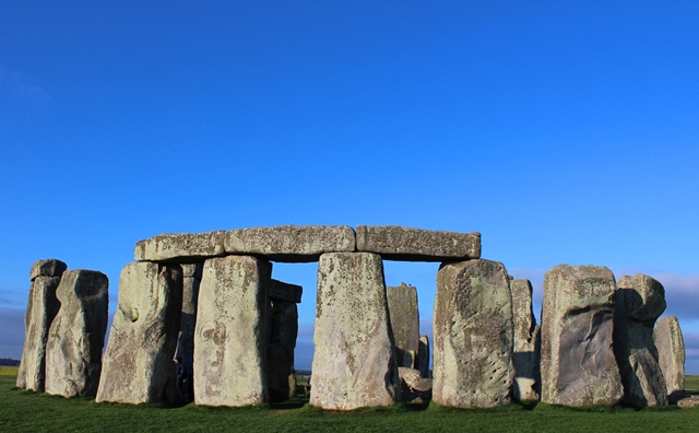 Stonehenge on Salisbury Plain - zoedawes