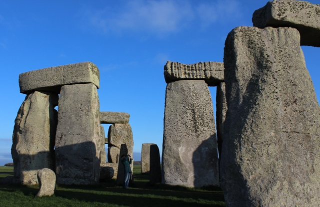 Stonehenge stones - photo zoedawes