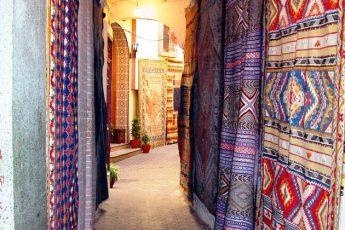 Medina in Tangier, Morroco