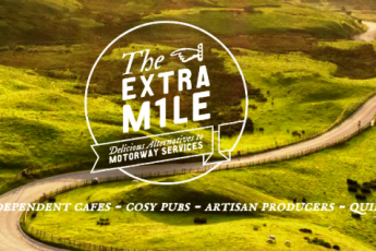 The Extra Mile by Alastair Sawday and Laura Collacott