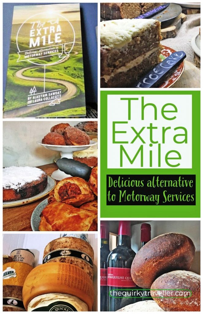 The Extra Mile Guide Book - The Quirky Traveller