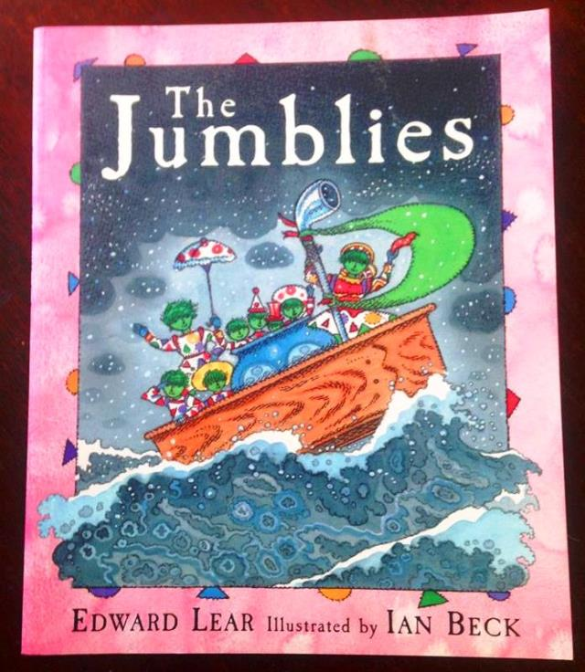 'The Jumblies' illustrated by Ian Beck