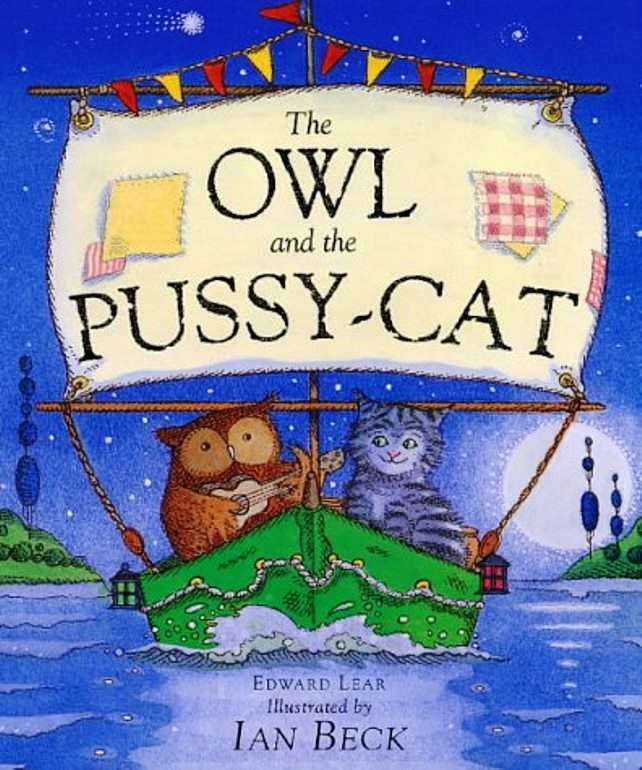 The owl and the pussycat Ian beck
