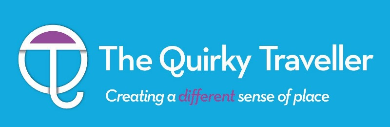 The Quirky Traveller - creating a different sense of place