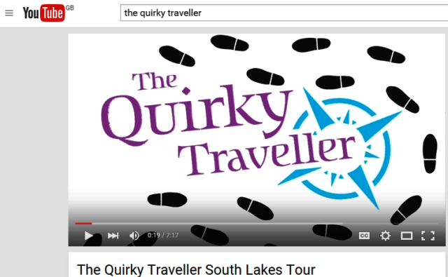 The Quirky Traveller Lakes TV