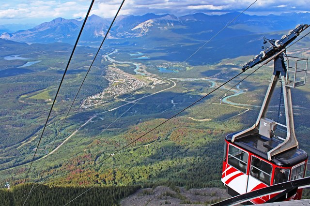 The Rockies and Jasper Sky Tram - Whistler Mountain - Canada - photo zoedawes