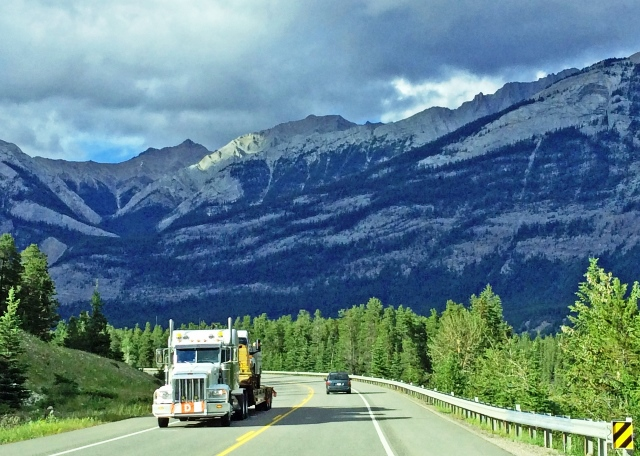 The Rockies - RV Road Trip Canada - image zoedawes