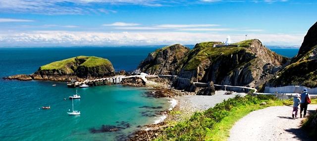 The_Jetty Lundy Island North Devon