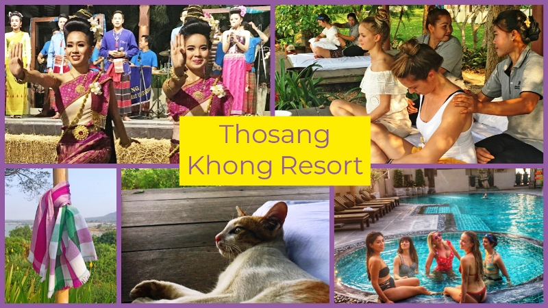 Thosang Khong Resort North East Thailand - The Quirky Traveller