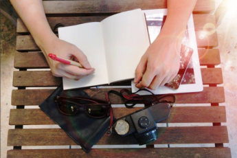 The Quirky Traveller Travel Writing Kit