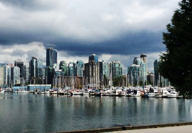 Vancouver Harbour British Columbia Canada - photo zoedawes