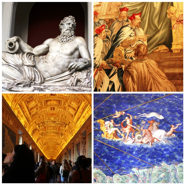 Vatican Museum Treasures - 48 hours in Rome