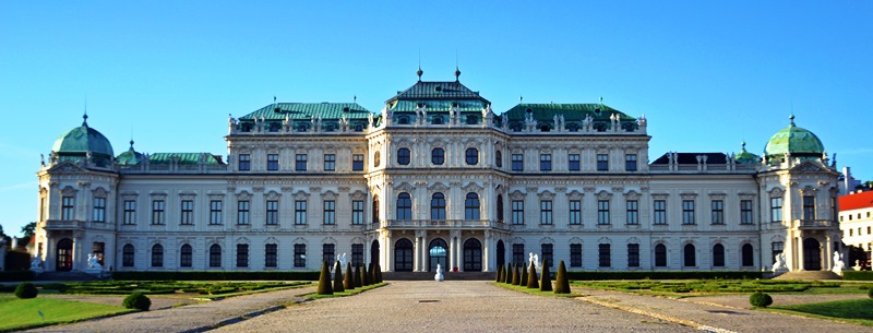 The Belvedere, Vienna - photo Holidu