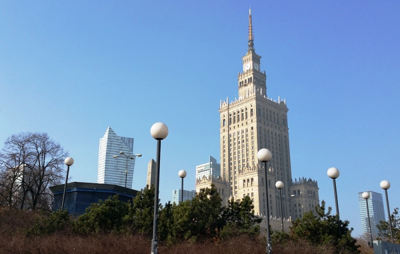 Palace of Culture and Science, Warsaw Poland - photo Holidu
