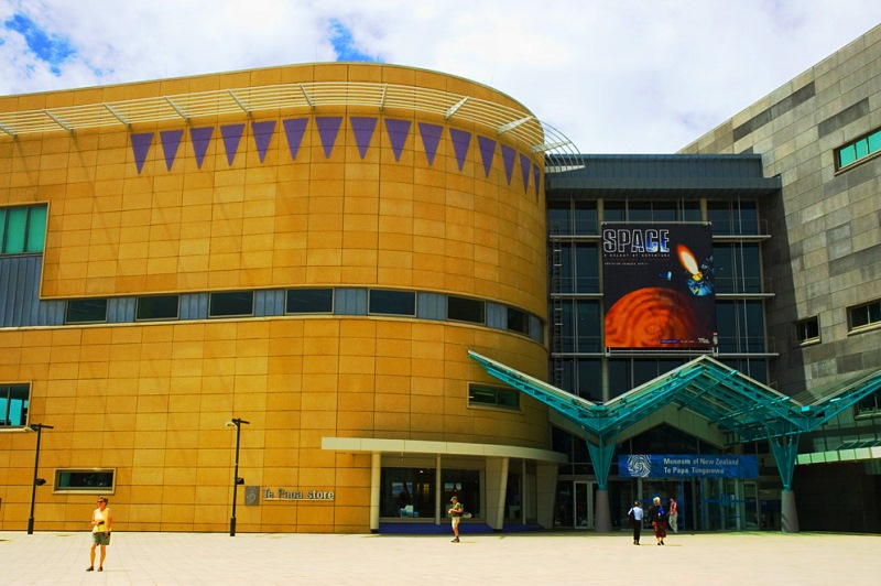 Wellington Te Papa Museum NZ- image JShook