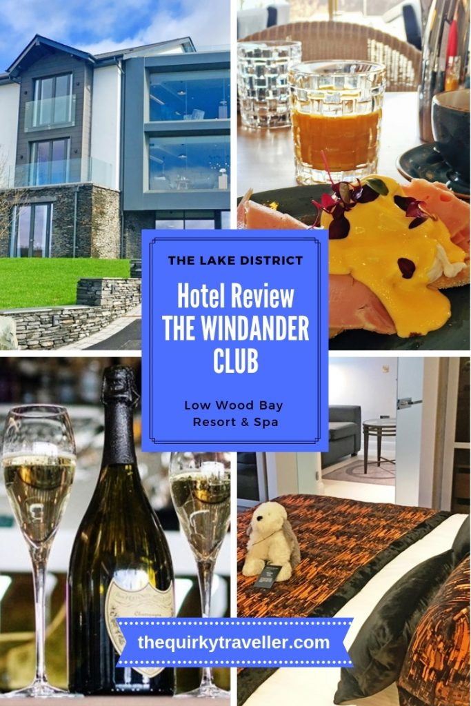 Hotel Review of The Winander Club atthe Low Wood Bay Resort in the Lake District