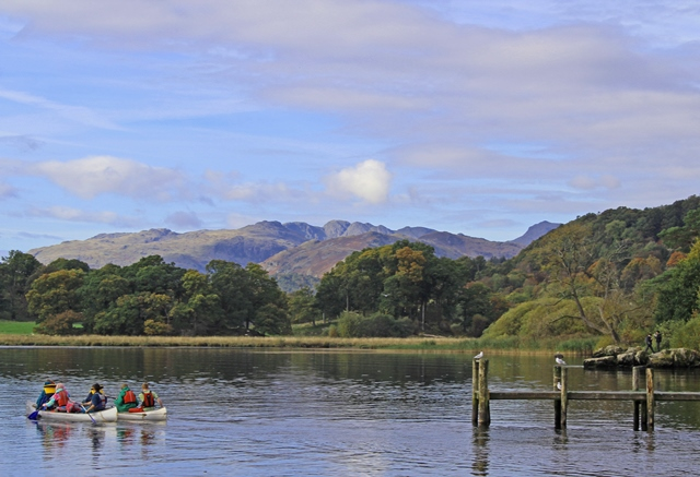 Windermere from Waterhead, Ambleside lake district - photo zoedawes
