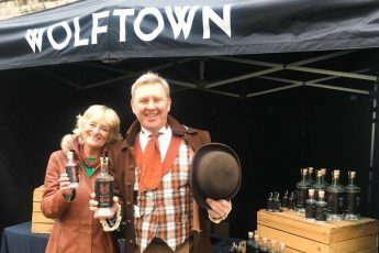 Wolftown Gin - unique Lake District Gifts