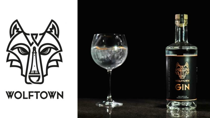 Woltown Gin - unique Lake District Gifts