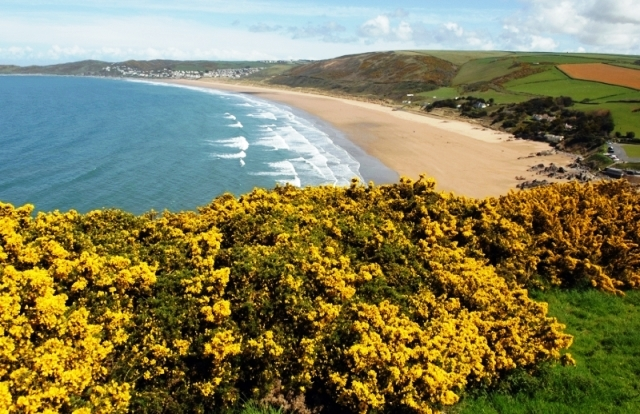 Woolacombe Beach Devon