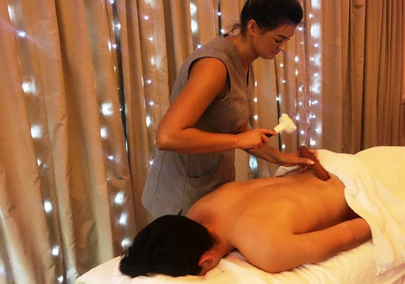 Wordsworth Hotel Spa Thai Massage
