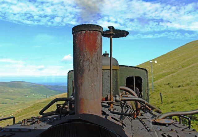 Wyddfa and Snowdon Mountain Railway