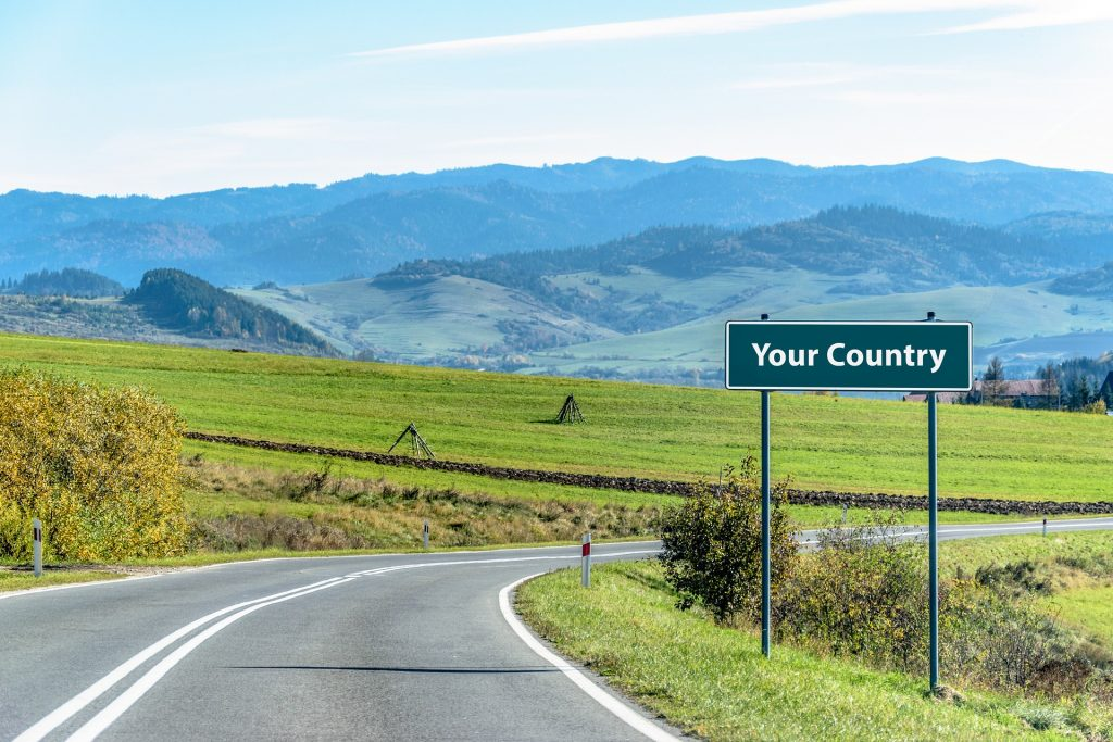 Your Country - travel poem 'Consolation' by Billy Collins