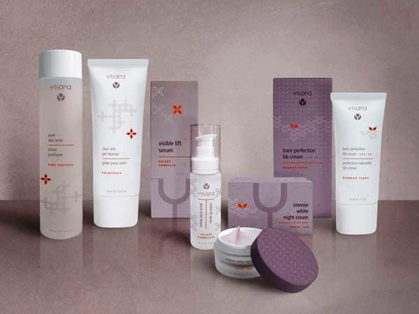 Ytsara products at Wordsworth Hotel - Lake District Treats