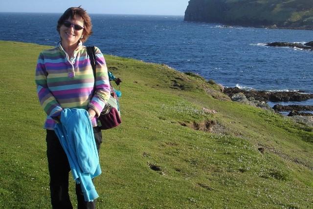 Zoe Dawes aka Britain's Best Travel Blogger