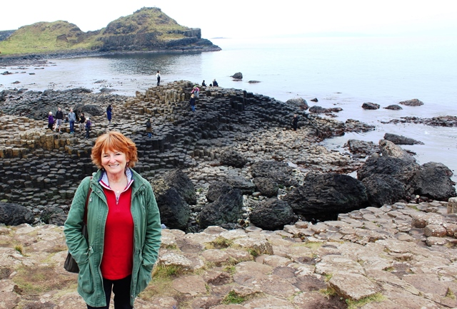Zoe Dawes Giant's Causeway Northern Ireland